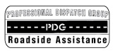 Professional Dispatch Group Roadside Assistance